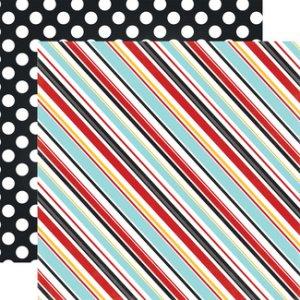 画像1: 両面印刷 Magical Adventure (Silly Stripes)